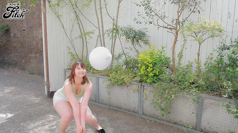 美人バレーボール選手にそっくりでむっちり下半身が魅力の木村詩織ちゃんがAVデビュー