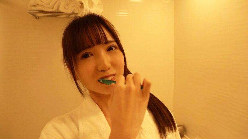 【処女喪失作品】反応少なめでリアル!スレンダー美人な素人さんの上京物語