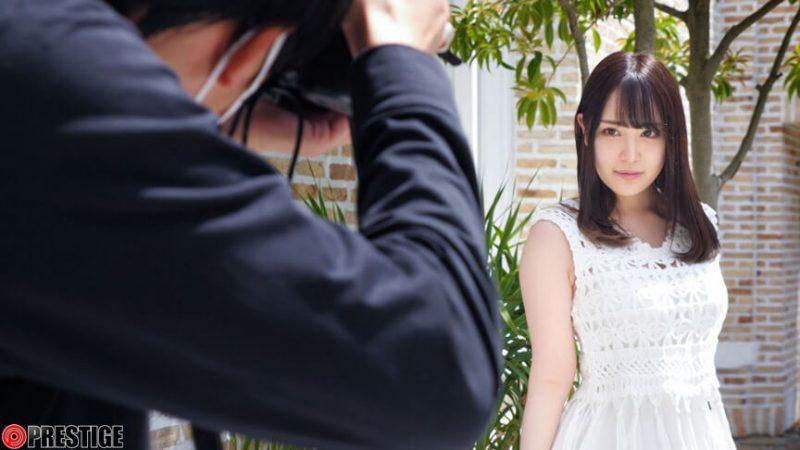 【新人AVデビュー、時田萌々(ときたもえ)ちゃん】元アイドルのうぶで不慣れな絡み、緊張感漂うエッチな姿、とんでもないエロ可愛さでした!